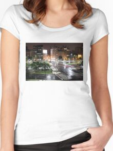 Buenos Aires Women's Fitted Scoop T-Shirt