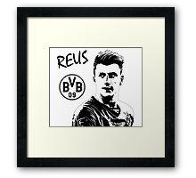 Marco Reus - Borussia Dortmund Framed Print