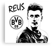 Marco Reus - Borussia Dortmund Canvas Print