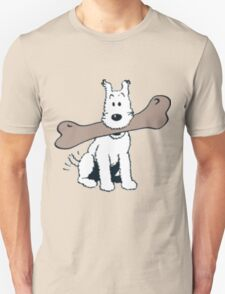 dog Snowy Unisex T-Shirt