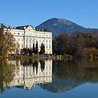 A Sunny Day in Salzburg by Tiffany Dryburgh