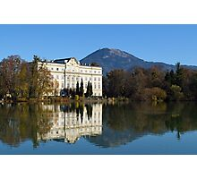 A Sunny Day in Salzburg Photographic Print