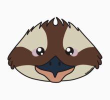 Kookaburra bird - Australian animal design One Piece - Short Sleeve