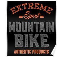 Mountain Bike m1c Poster