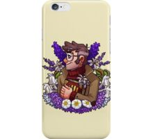 Ford&Flowers iPhone Case/Skin