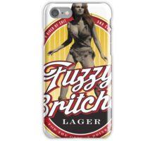 Fuzzy Britches iPhone Case/Skin