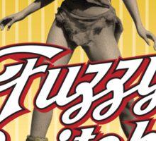Fuzzy Britches Sticker