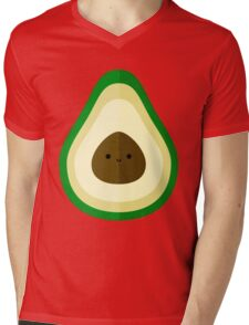 Bravocado! Mens V-Neck T-Shirt