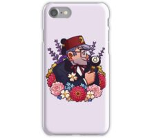 Stan&Flowers iPhone Case/Skin