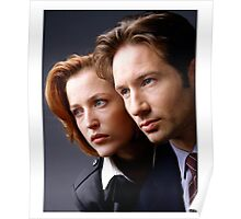The X Files - #1 Poster
