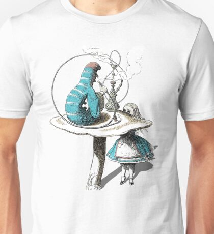 Alice wants a toke Unisex T-Shirt