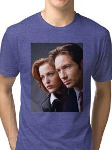 The X Files - #1 Tri-blend T-Shirt