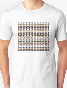 Just a bunch of cute australian animals - Australian animal design Unisex T-Shirt