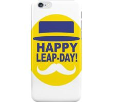 HAPPY LEAP-DAY! iPhone Case/Skin