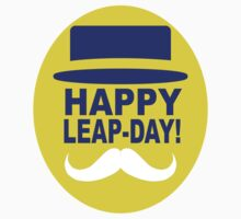 HAPPY LEAP-DAY! by Mitchell Lund