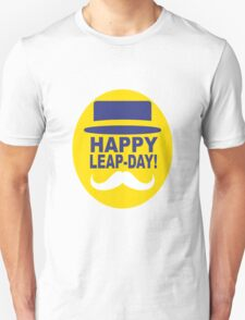 HAPPY LEAP-DAY! Unisex T-Shirt