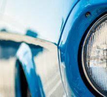 Classic Mustang Sticker