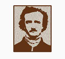 Edgar Allan Poe w/ border! Unisex T-Shirt