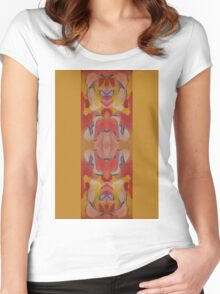 Intertwined Interlude Women's Fitted Scoop T-Shirt