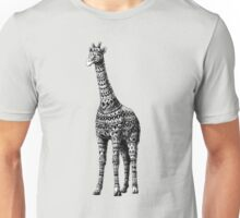 Ornate Giraffe Unisex T-Shirt