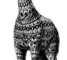 Ornate Giraffe by BioWorkZ
