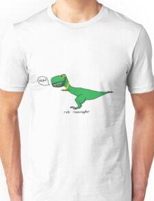 Rick Rossiraptor Unisex T-Shirt