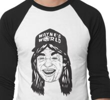 Party on, Wayne Men's Baseball ¾ T-Shirt