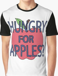Hungry for Apples Graphic T-Shirt