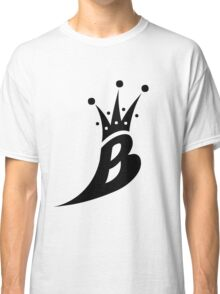Lil' Kim The Queen Bee Collection Logo - Black  Edition Classic T-Shirt