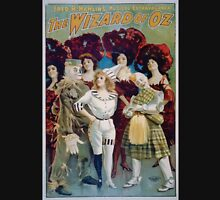 Performing Arts Posters Fred R Hamlins musical extravaganza The wizard of Oz 2791 Unisex T-Shirt
