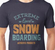 Snowboarding m1c Unisex T-Shirt