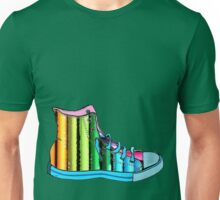 Pencil Shoe Unisex T-Shirt