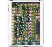 Circuit Board iPad Case/Skin