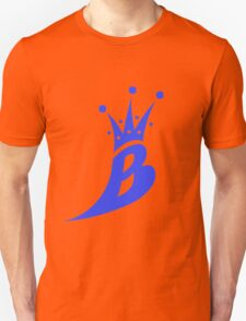 Lil' Kim The Queen Bee Collection Logo - Blue  Edition Unisex T-Shirt