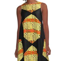 OCT A-Line Dress