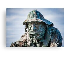 Old Man of the Sea Canvas Print