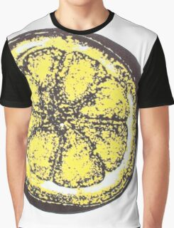 stone roses lemon Graphic T-Shirt