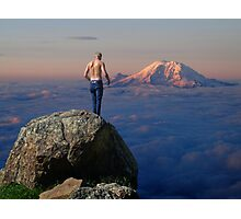 The Sky is the Limit Photographic Print