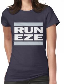 RUN ZEKE ELLIOTT! - Ezekiel Elliott Shirt Womens Fitted T-Shirt