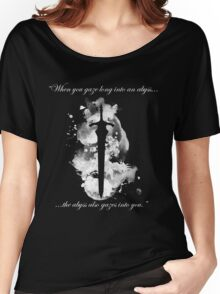 Artorias of the Abyss (White) Women's Relaxed Fit T-Shirt