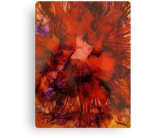 Plain and simple is 'Lovely' Canvas Print