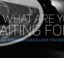 Troye Sivan Lost Boy Lyrics Sticker