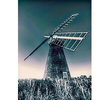 Cold wind Photographic Print