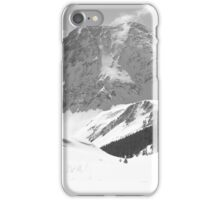 A Mountain is a Buddha iPhone Case/Skin
