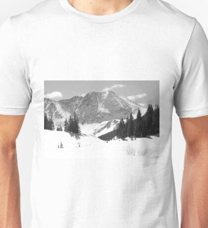 A Mountain is a Buddha Unisex T-Shirt