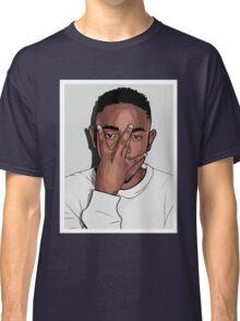 kendrick lamar face Classic T-Shirt