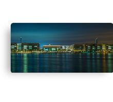 campus view Canvas Print