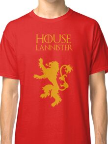 House Lannister Classic T-Shirt