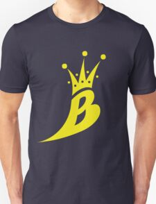 Lil' Kim The Queen Bee Collection Logo - Yellow  Edition Unisex T-Shirt