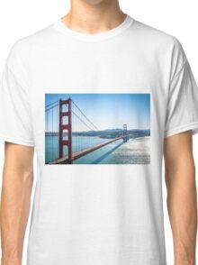Golden Gate Bridge Classic T-Shirt